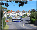 SY6678 : Bus on Chickerell Road by Des Blenkinsopp