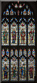 TG2142 : Stained glass window,  Ss Peter & Paul church, Cromer by Julian P Guffogg