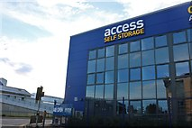ST5671 : Access Self Storage, Ashton Gate by David Howard