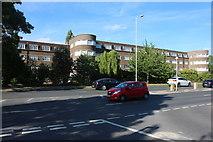 TQ2688 : Belvedere Court on Lyttelton Road, Hampstead Garden Suburb by David Howard