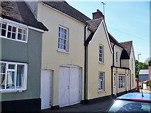 TL5646 : Linton houses [41] by Michael Dibb