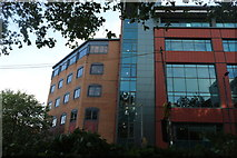 ST5972 : Offices on Temple Way, Bristol by David Howard