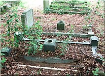 TG2408 : The grave of Benjamin Hayhoe by Evelyn Simak