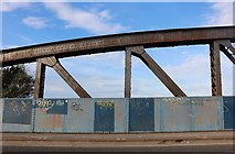ST5972 : Railway bridge on Bath Road, Bristol by David Howard