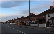 ST5879 : Pen Park Road, Brentry by David Howard