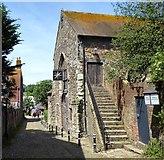 TQ9220 : Austin Friars Chapel, Conduit Hill, Rye by Simon Carey