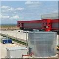 SK4626 : East Midlands Gateway – Big Box 2 by Alan Murray-Rust