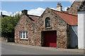NO6107 : 11 Westgate, Crail by Richard Sutcliffe