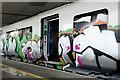 TQ3180 : Thameslink at Blackfriars by Peter Trimming