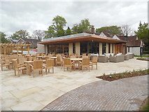 SU8799 : The Polecat Inn with extension, Prestwood (1) by David Hillas