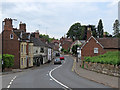 SP2872 : Kenilworth: New Street and The Royal Oak by John Sutton