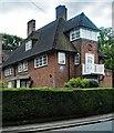 TQ2687 : Hampstead Garden Suburb : Gates House by Julian Osley