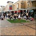 SJ8990 : Cheshire Dance Academy in Merseyway by Gerald England