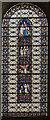 TG2308 : Jesus Chapel window, Norwich Cathedral by Julian P Guffogg