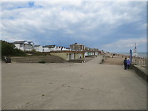 TQ7306 : Seafront at Bexhill by Malc McDonald