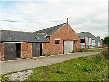 NY3853 : Cummersdale Grange Farm (2) by Rose and Trev Clough