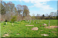 NY3954 : Woodland burial site, Carlisle Cemetery (2) by Rose and Trev Clough