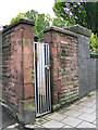 NY3955 : Disused public convenience, Wigton Road by Rose and Trev Clough