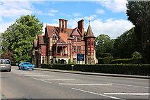 SP7416 : The Five Arrows Hotel, Waddesdon by David Howard