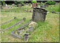 TG2408 : The grave of Alice Lucy and William Howard Keymer by Evelyn Simak