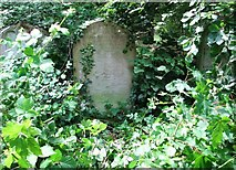 TG2408 : The grave of Martha Emma Fielding by Evelyn Simak
