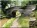 SJ4233 : Shropshire Union (Llangollen) Canal, Little Mill Bridge by David Dixon