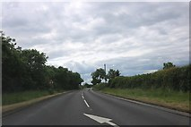 SP7532 : The A421 west of Singleborough by David Howard