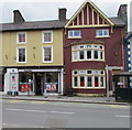 SN5748 : Siop y Gymuned, High Street, Lampeter by Jaggery