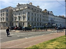 SH7882 : Queen's Hotel, St George's Crescent, Llandudno by Richard Hoare