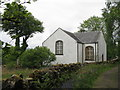 NM4339 : St Ewan's Church, Ulva by M J Richardson