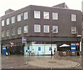 SJ8990 : Former RBS bank branch by Gerald England