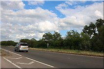 SP8612 : The A41, Aston Clinton by David Howard