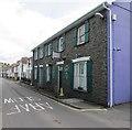 SN5748 : Castle Green, Bryn Road, Lampeter by Jaggery