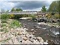 NU0116 : Ingram bridge by Jonathan Wilkins