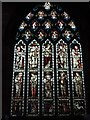 SP0786 : Stained glass window by Burne-Jones by Philip Halling