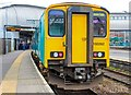 ST3088 : Class 150 Sprinter DMU stands at Newport ready to head to the Valleys by Adam Forsyth