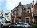SX8861 : Masonic Hall, Courtland Road, Paignton by Christine Johnstone