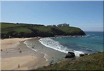 SW6619 : Poldhu Cove by habiloid
