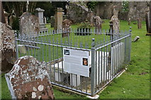 NX4355 : Martyrs' Graves, Wigtown by Billy McCrorie