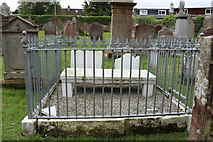 NX4355 : Grave of the Wigtown Martyrs by Billy McCrorie