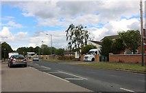 SP8312 : Camborne Avenue, Bedgrove by David Howard
