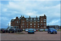 NS3229 : The Marine Hotel, Crosbie Road, Troon, South Ayrshire by Mark S