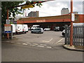 TQ2983 : Booker Wholesale cash and carry, Camley Street by David Hawgood