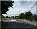 TF4707 : Church Road, Emneth by Geographer