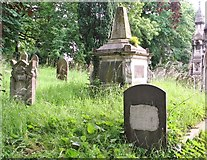 TG2408 : Graves in Section C by Evelyn Simak