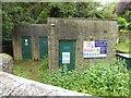 NY9263 : Hexham Reservoir AGI by Oliver Dixon