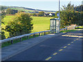 NO7575 : Bus Stop on the A90 near Fordoun by David Dixon