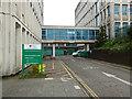 SX9292 : Exeter Council - Civic Centre by Chris Allen