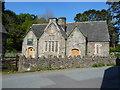 SJ1225 : The one-time National School, Llanrhaeadr-ym-Mochnant by Richard Law