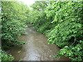 NZ7705 : River Esk, near Glaisdale's Lower Under Hill by Christine Johnstone